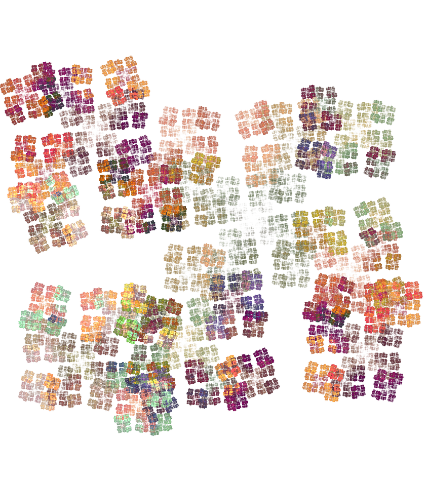 little squares (png - clear background) by Avwyn