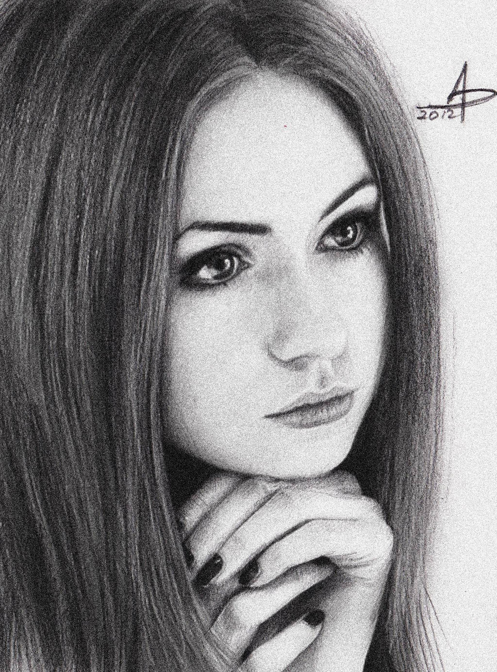 Amy Pond / Doctor Who by phantosmagoria