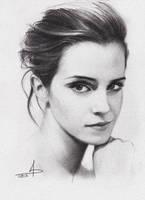 Emma Watson by phantosmagoria