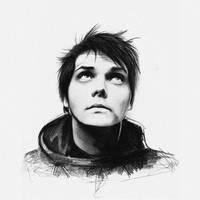 Gerard Way by phantosmagoria