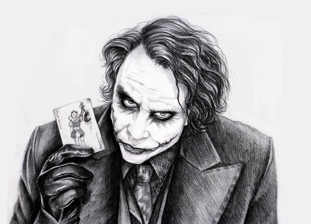 Joker by phantosmagoria