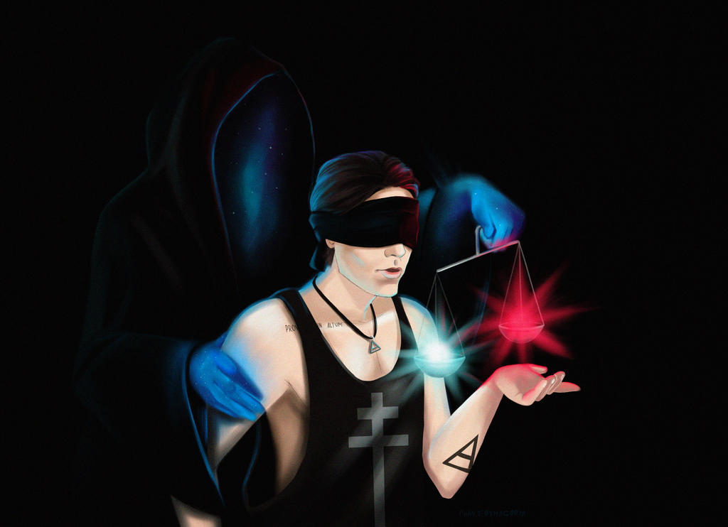 Witness by phantosmagoria