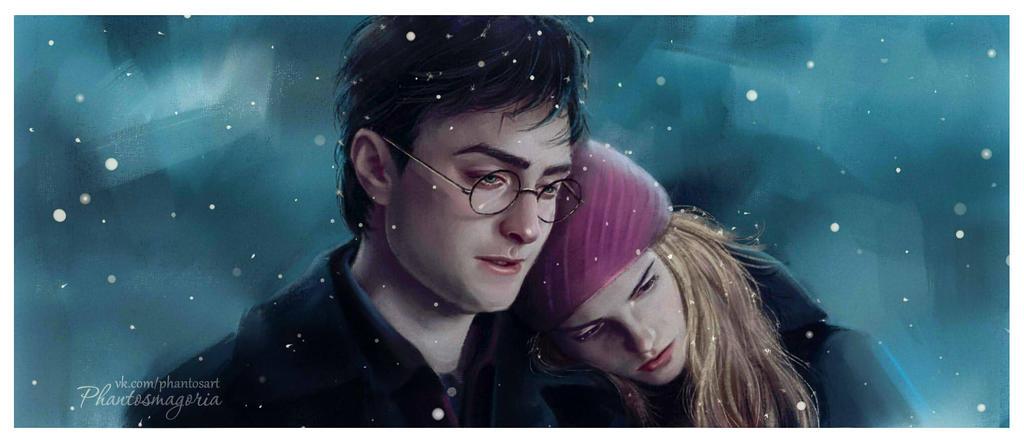 Merry Christmas, Harry by phantosmagoria