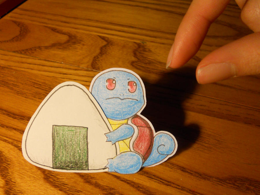 PC: Squirtle Giri by mAgICALnIGHTSKy