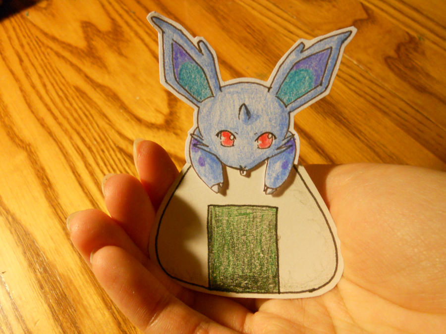 PC: Nidoran F Giri by mAgICALnIGHTSKy