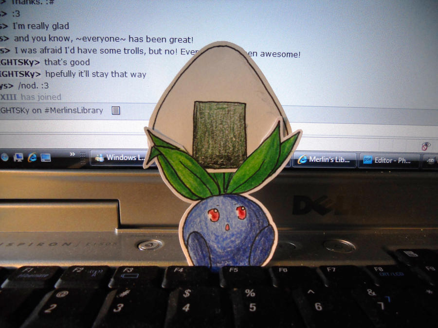 PC: Oddish Giri by mAgICALnIGHTSKy