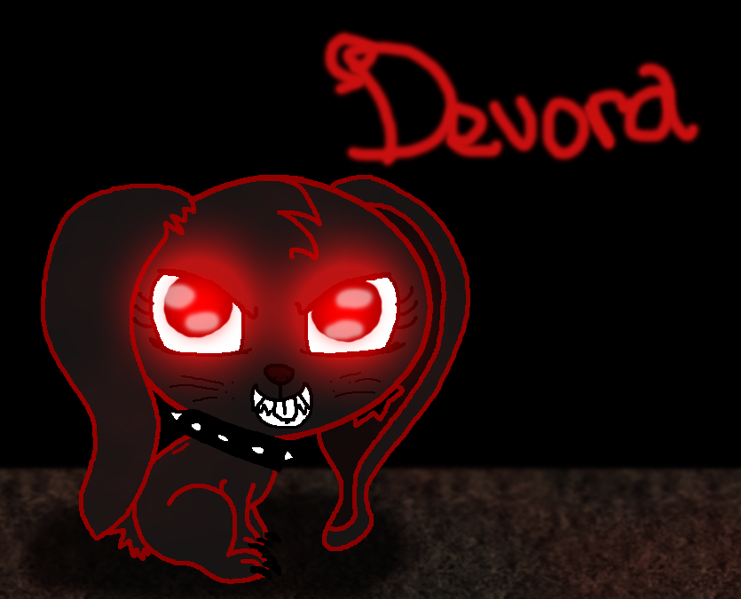 Devora- Red by Brashgirl901