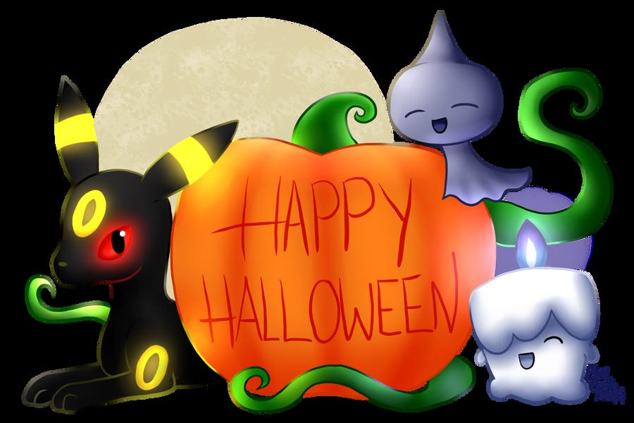 Halloween 2k14 by BlueEyesNeko