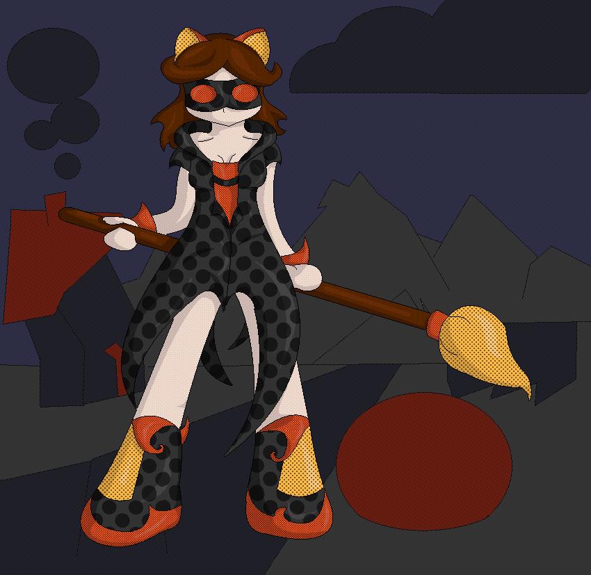 Halloween 2k09 by creamofpanda