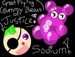 OF JUSTICE by creamofpanda