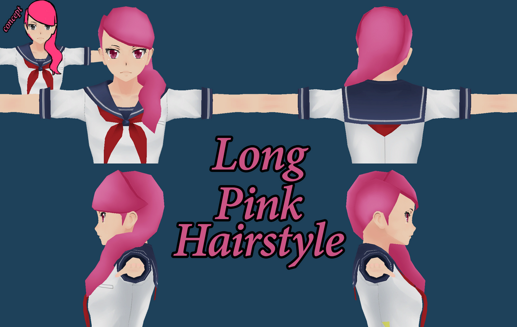 Yandere Hairstyles Images - Reverse Search
