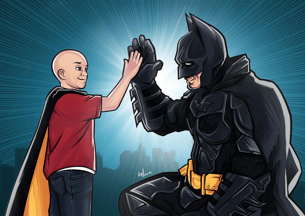 Batman Cosplay by LuiZ-H