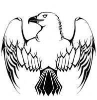 Proud Eagle by arikla