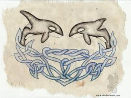 Orca Leap by arikla