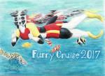 Furry Cruise 2017 Badge