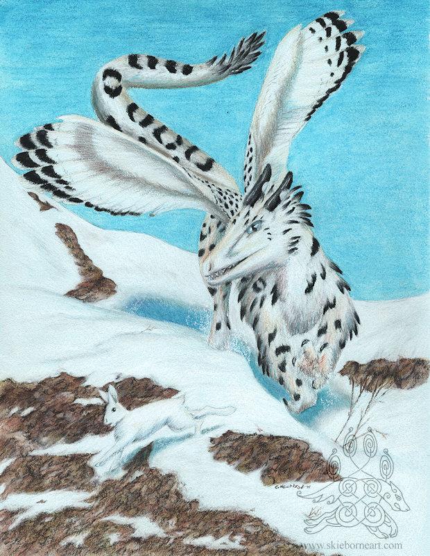 Mountain Master by arikla