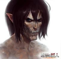 Titan Portrait by SterlingTuttle