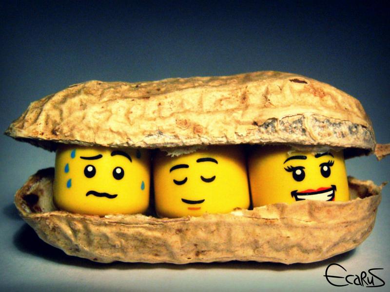 LEGO Peanuts by OnizukaAS