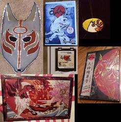 My Okami collection!