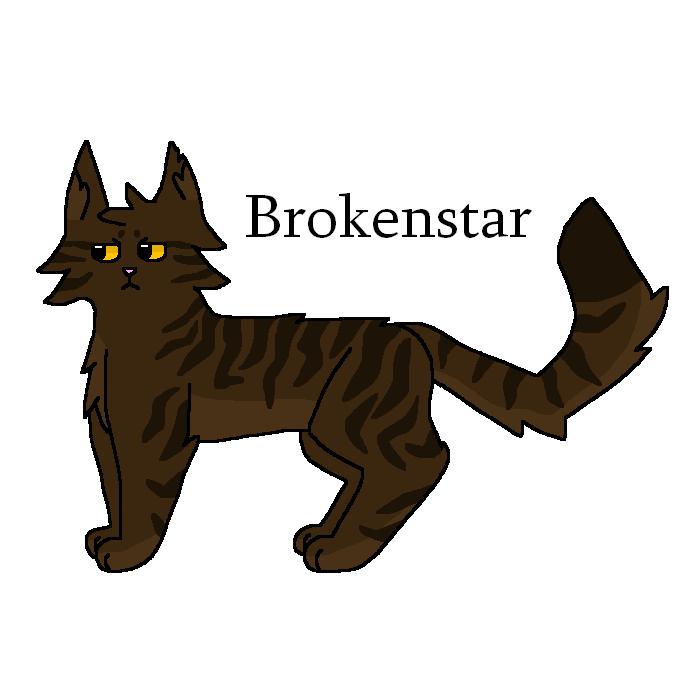 #46 - Brokenstar by Tigerstar52