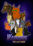 Warriors: The Last Hope - Endgame-Style Poster by Tigerstar52