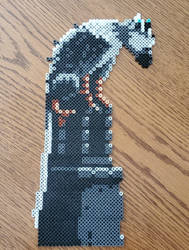 The Last Guardian Perler Beads