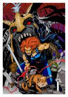 thundercats by Zetr0C
