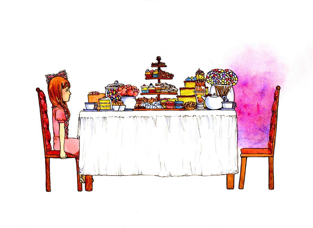 Tea Party by Matoki