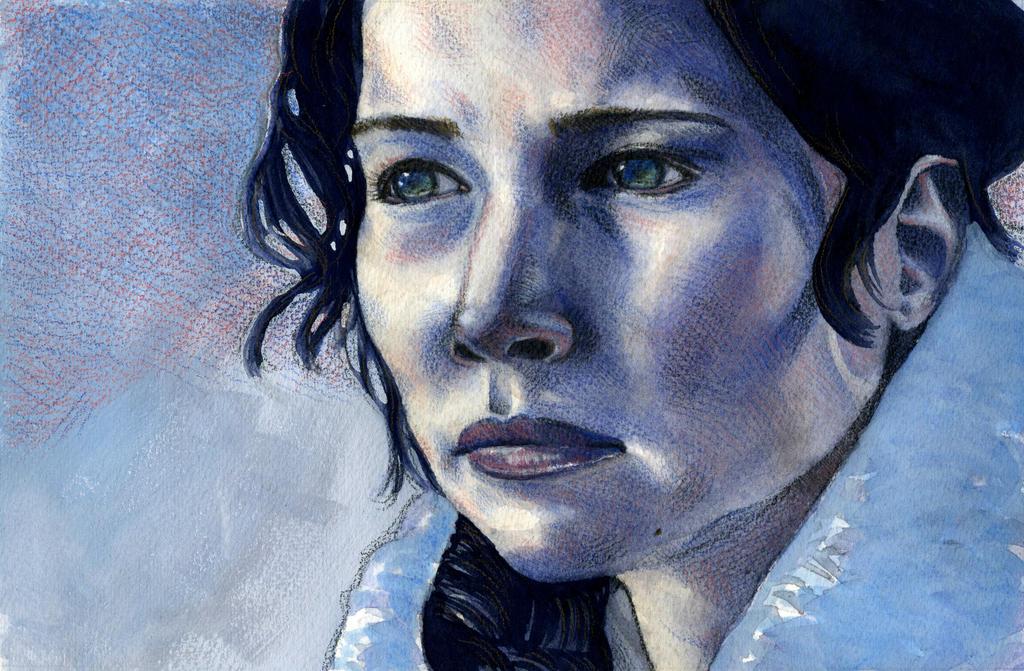 Katniss by Matoki