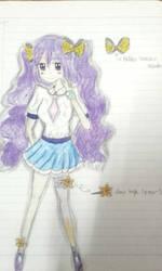 Re-design Akina by AkuzukiDaichi