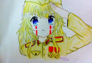 Pandora - Red Army ver by AkuzukiDaichi