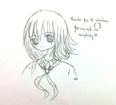 Thanks for 80 watchers~~ by AkuzukiDaichi