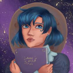 Sailor Mercury 2/11