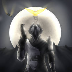 Hawkmoon Warlock