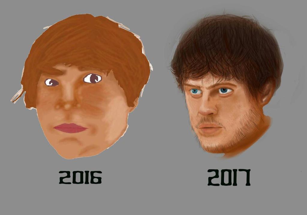 My progress by Friendlytampon