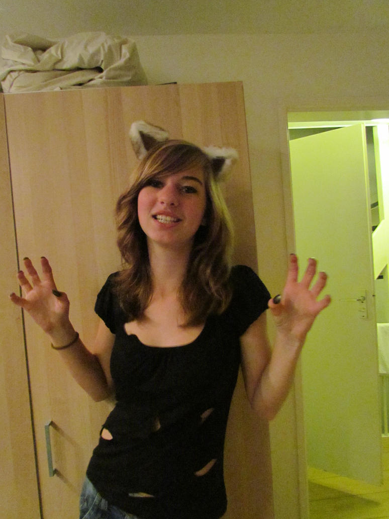 wolf ears halloween by me angel