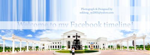 Facebook timeline image by sokleng
