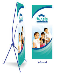 School X-Stand by sokleng