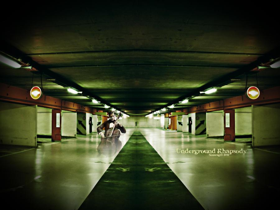 Underground Rhapsody by Smaragdi