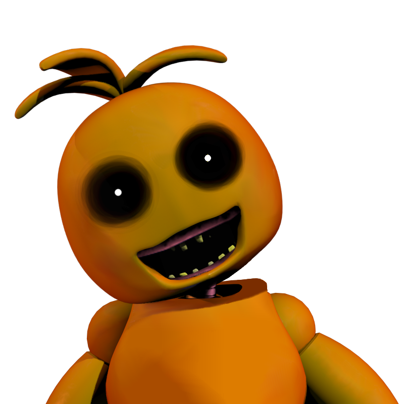 Chica Toy Chica Favourites By Goldenafro On Deviantart: Evil Toy Chica (remake) By ToyFredbear On DeviantArt