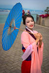 Cosplay Portrait - Princess Mulan