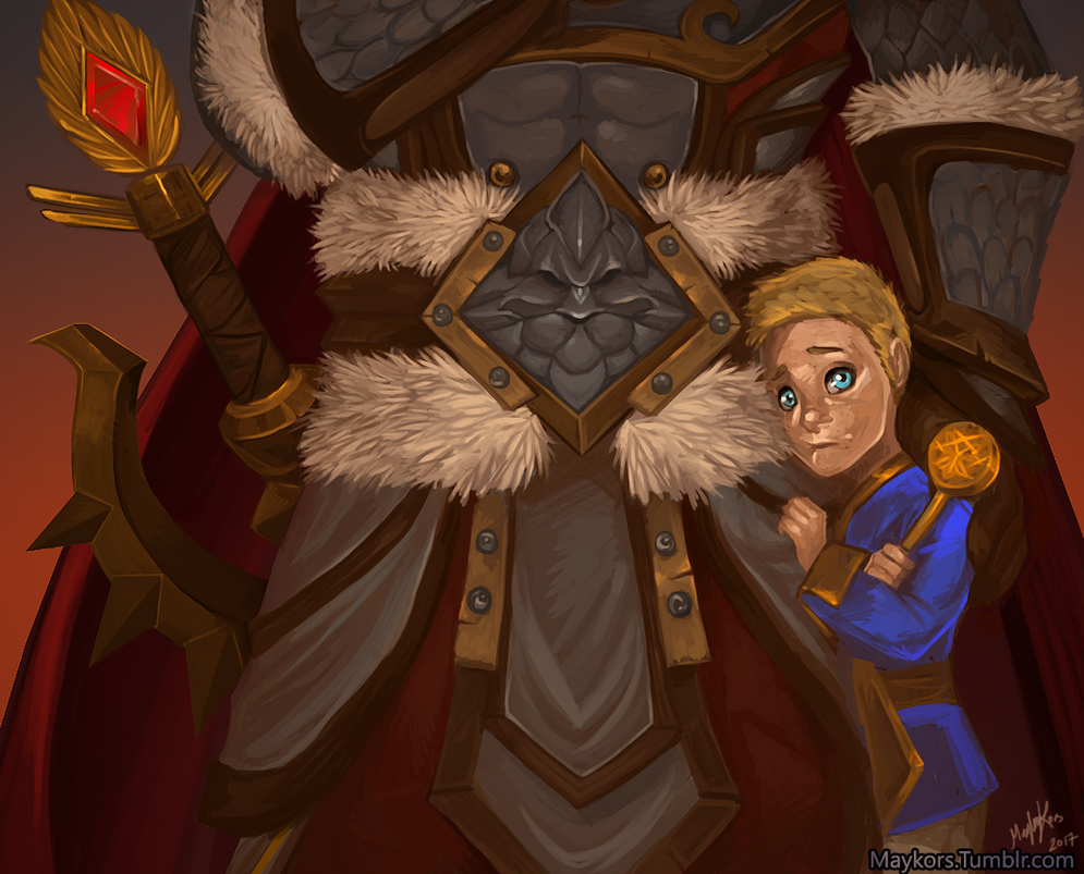 Alliance thanks you hero by Maylen-Kors