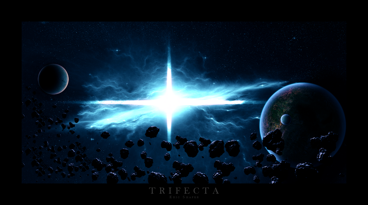 Trifecta by Brukhar