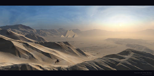 Valley of the Kings by Brukhar