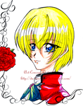 Male Version of Shinku