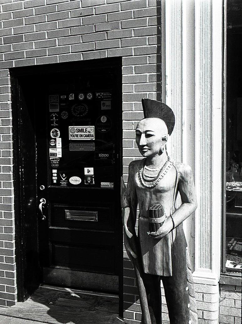 Cigar Store by rdungan1918