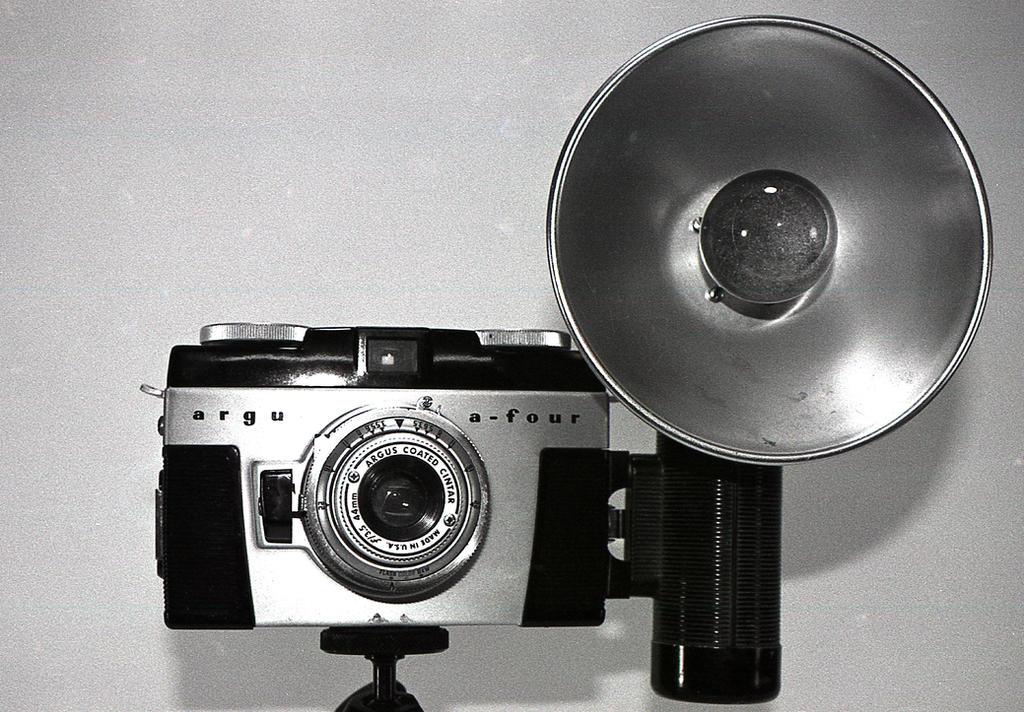Argus a-four  manufactured 1954-55 by rdungan1918