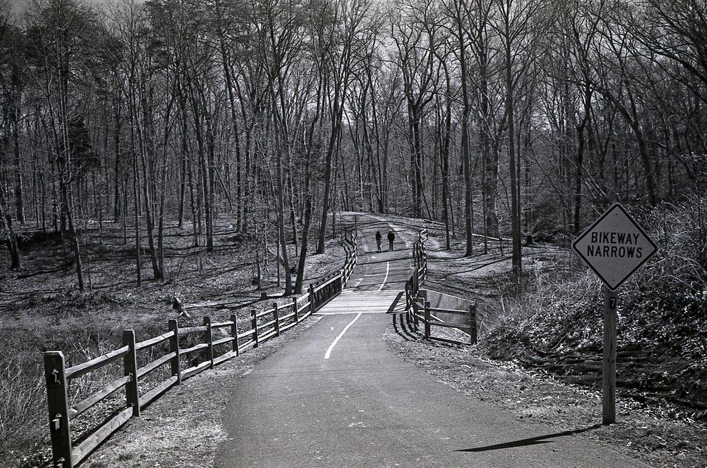 Walking - Argus C44R 35mm lens by rdungan1918