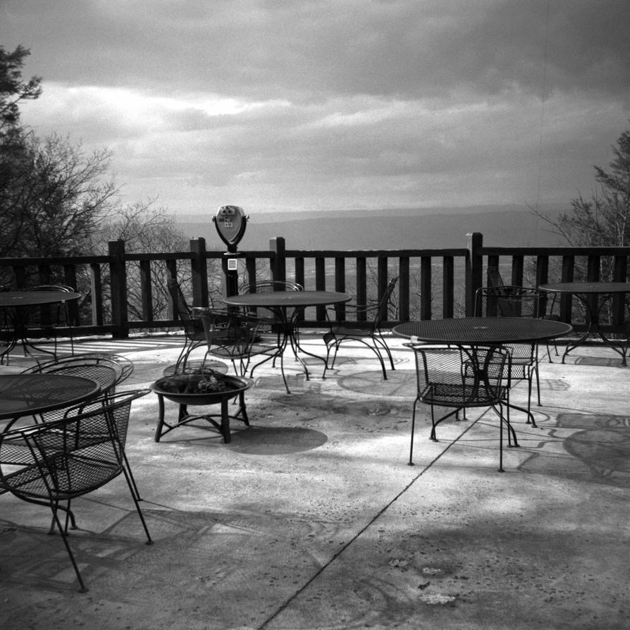 Dining Terrace Skyland Resort - Argus 75 by rdungan1918