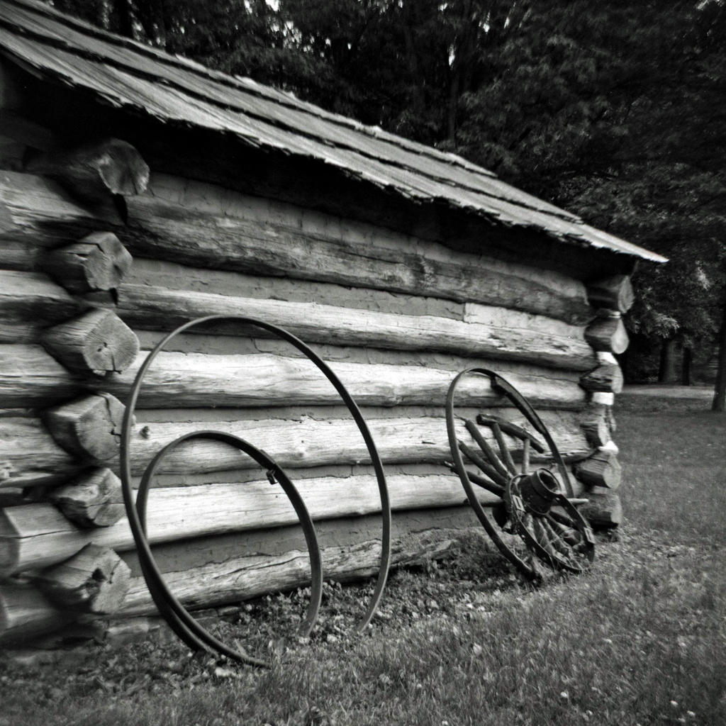 Wagon Wheels by rdungan1918